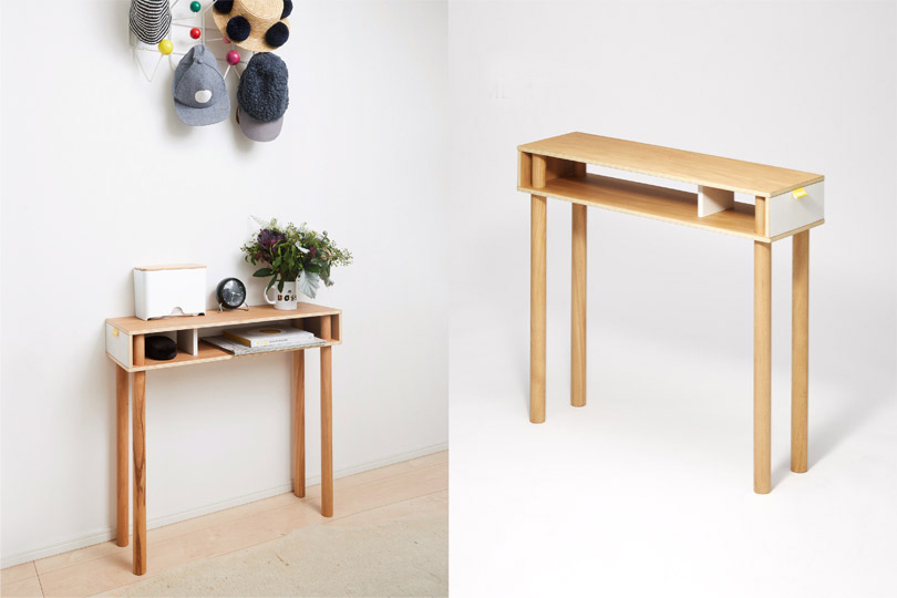 PLYWOOD Series / Pallet Table